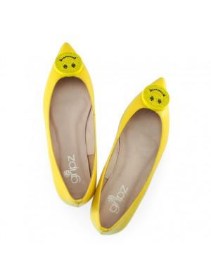S1505Smiley-Yellow